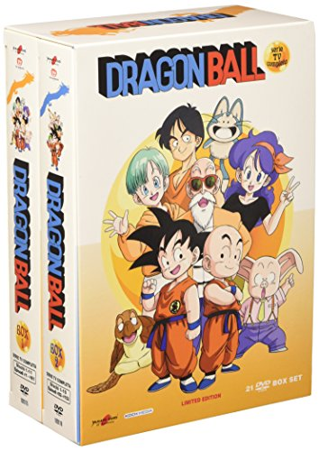 Dragon Ball - La serie classica completa - Esclusiva Amazon - (21 DVD)