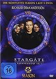 Stargate Kommando SG-1 - Season 01 [5 DVDs] -