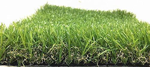 ARKMat Wimbledon 16mm Altezza della lama Erba sintetica artificiale, 2 x 11.5m