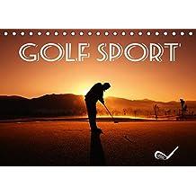 Golf Sport (Tischkalender 2018 DIN A5 quer): Golf - der neue Breitensport, faszinierend und spannend zugleich! (Monatskalender, 14 Seiten ) (CALVENDO Sport)