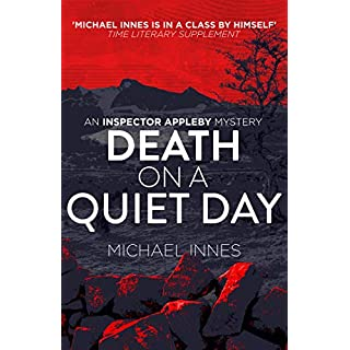 Death on a Quiet Day (The Inspector Appleby Mysteries Book 16)