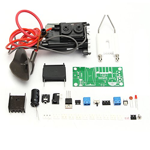 LaDicha Diy Verstärker Hochspannungs Generator Plasma Musik Arc Speaker Zvs Tesla Coil Kit