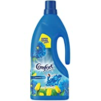 Comfort After Wash Morning Fresh Fabric Conditioner (Fabric Softener) - For Softness, Shine And Long Lasting Freshness…