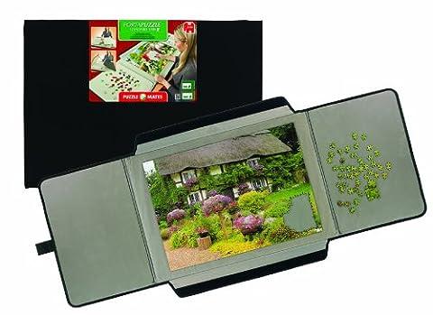 Jumbo 10715 - Puzzle Mates, Portapuzzle Standard, 1000