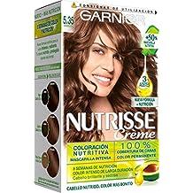 Garnier Nutrisse Creme, tono 5.35 Chocolate, 160 ml