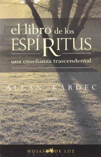 Libro de Los ESP-Ritus, El por Allan Kardec