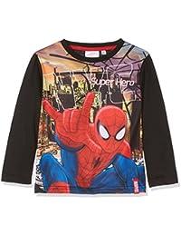 Spiderman Nyc Super Hero, T-Shirt Garçon