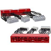 OBD2A a OBD1ECU adaptador corriente Cable algodón Conector OBD Diagnóstico