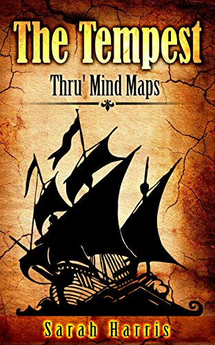 The Tempest thru' Mind Maps (Shakespeare series Book 4) (English Edition)