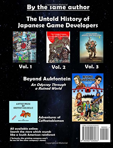 The Untold History of Japanese Game Developers Volume 3: Monochrome