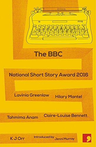 BBC National Short Story Award 2016