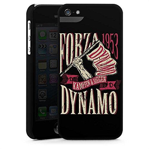 Apple iPhone X Silikon Hülle Case Schutzhülle dynamo dresden Spruch Fanartikel Premium Case StandUp