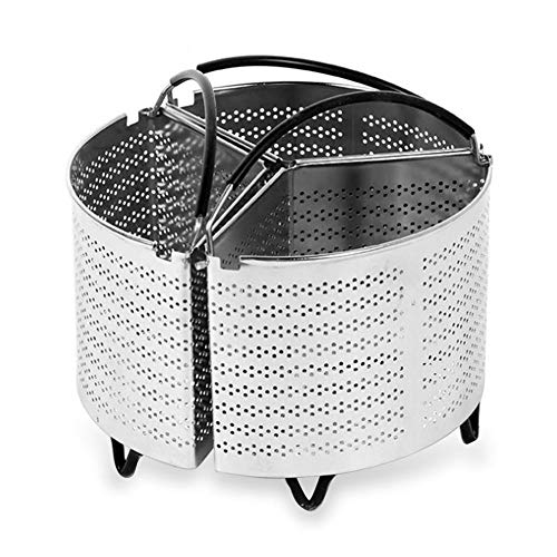 18 cm Springform mit Antihaftbeschichtung f/ür 5,6-8 Liter Instant Pot Schnellkochtopf 18 cm