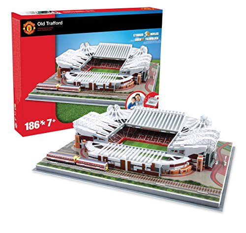 Desconocido Giochi Preziosi-nanostars Bus D Puzzle 3D Old Trafford de Manchester United