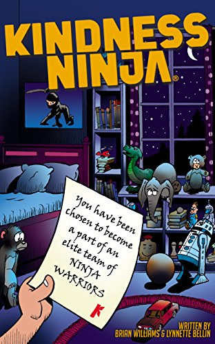 Kindness Ninja: Recruiting The Team (English Edition) eBook ...