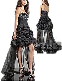 Elegante abendkleider vorne kurz hinten lang