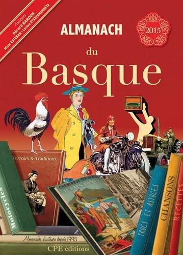 Almanach du Basque 2015