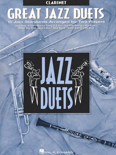 Great Jazz Duets: Clarinet