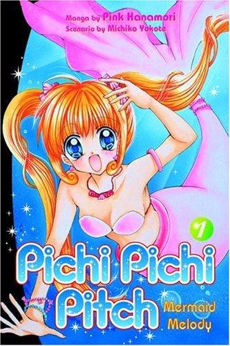 Pichi Pichi Pitch: 01 Mermaid Melody por Pink Hanamori