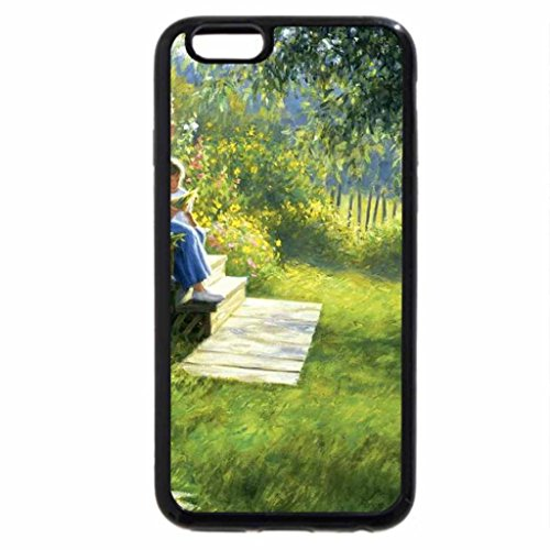 iPhone 6S / iPhone 6 Case (Black) Robert Dunkan