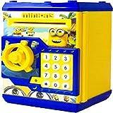 #5: Mini Piggy Bank Safe Box Money Coin Atm Bank Toy Atm Machine Kids Gift Money Box Digital Saving Boxes