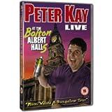 Peter Kay - Live At The Bolton Albert Halls [DVD] [2003]
