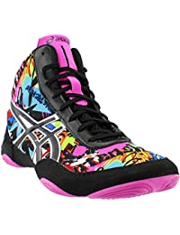 competitive price fb1c1 a5593 ASICS Hombres de JB V2.0 Le Wrestling Zapatos, Hombre, NegroRosa