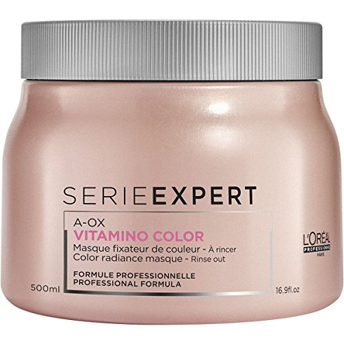 L'Oreal Vitamino Color Mascarilla Capilar Unisex - 500 ml