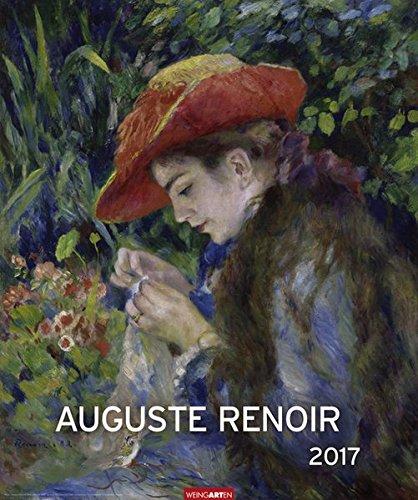 Auguste Renoir - Kalender 2017