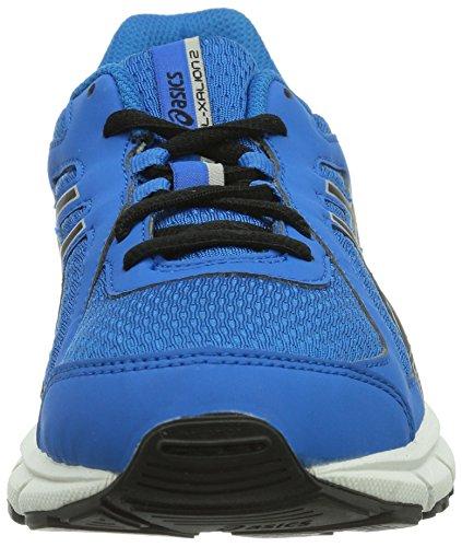 Asics GEL-XALION 2 GS Unisex-Kinder Laufschuhe Blau (SAPPHIRE/BLACK/SAPPHIRE 4390)