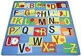 EDUPLAY 110096 Teppich Buchstaben