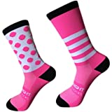 Calcetines Deportivos Calcetines para Correr para Mujeres y Hombres, Tamaño Libre 39-45, Utilizamos, Mungsaktiv, para Ejercic