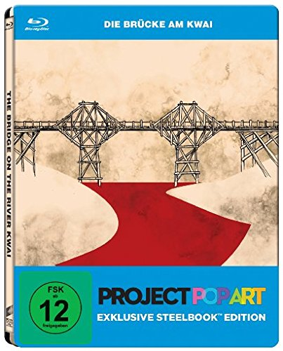 Die Brücke am Kwai - Steelbook [Blu-ray]