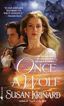 Once a Wolf by [Krinard, Susan]