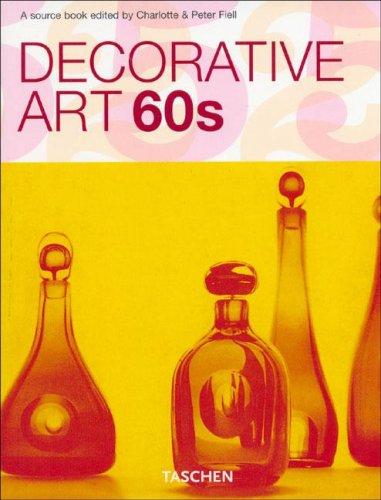 Decorative art 60s. Ediz. italiana, spagnola e portoghese (Klotz 25)