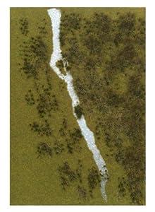 Busch 1313  -  Suelo para paisaje de río Importado de Alemania