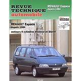 Rta 709.1 Renault espace moteur 4 cyl. essence et diesel depuis 1984.