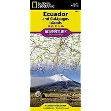 ECUATOR/GALAPAGOS  1/750.000