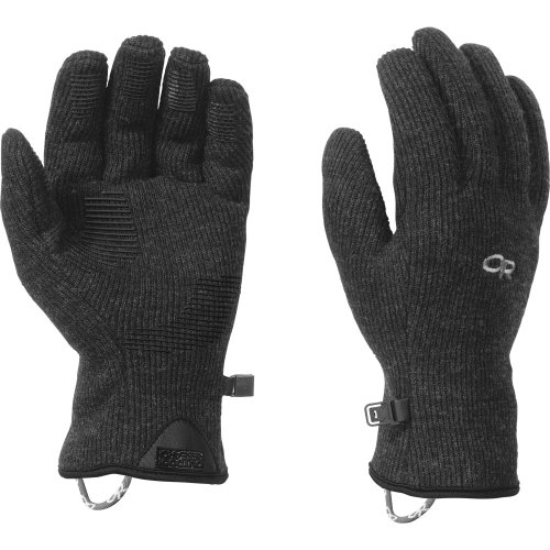 outdoor-research-mens-flurry-gloves-gremfarbeblack
