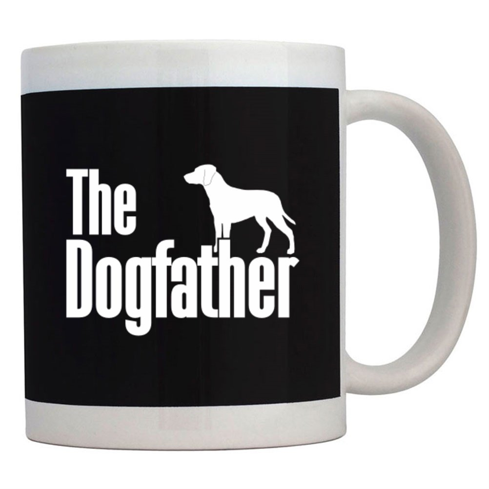 Teeburon The dogfather Schillerst�vare Tazza