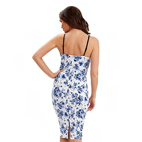 Joe Browns Emma's Favourite, Bustier Femme Multicolore (A-Blue/White)