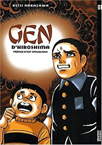 Gen d'Hiroshima Edition simple Tome 1
