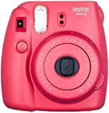 #7: Fujifilm Instax Mini 8 Instant Camera (Raspberry)