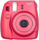 #8: Fujifilm Instax Mini 8 Instant Camera (Raspberry)