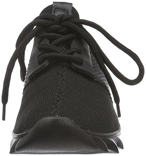 Tamboga - 1033, Scarpe da ginnastica Unisex – Adulto nero (black 01)