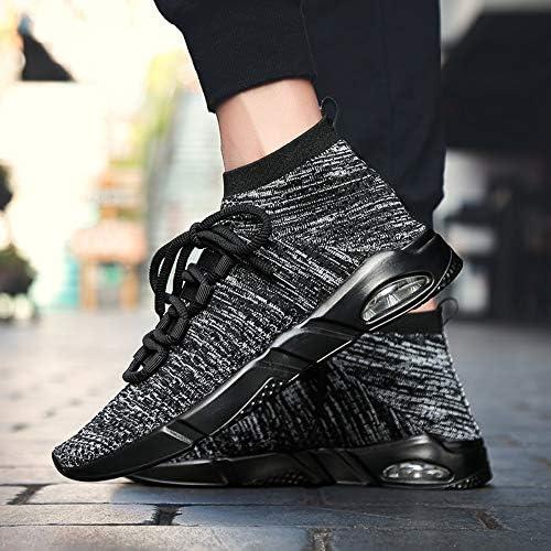 best sneakers 09b41 841a4 YAYADI Gli Uomini Uomini Uomini Giovani Caldo Scarpe Running Outdoor  Trainner Traspirante Fitness Comode Scarpe Sportive ...