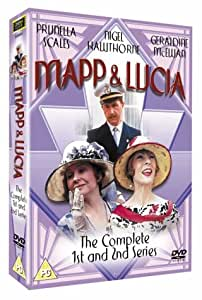 Mapp And Lucia Collection - The Complete 1st & 2nd Series [DVD]