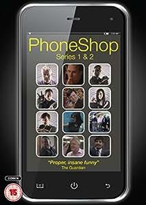 Phone Shop - Series 1 & 2 Boxset [DVD]