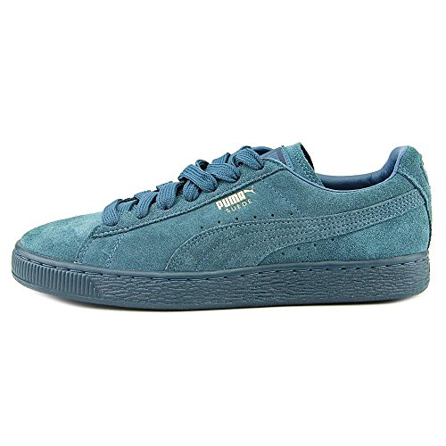 51WTCUhs9sL. SS500  - Puma - Mens Suede Classic + Mono Iced Shoes