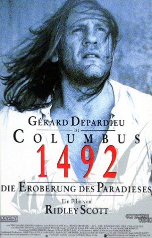 Preisvergleich Produktbild 1492 - Die Eroberung des Paradieses [VHS]